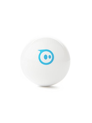 Sphero Mini スマートトイ / プログラミングできるロボティックボール ホワイト 【日本正規代理店品】 M001WAS