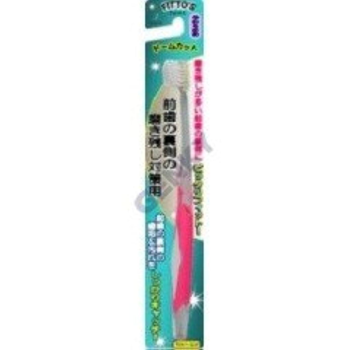 アジテーションマインド遊具*前歯の裏側の磨き残し対策用 フィットス やわらか