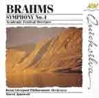 Brahms;Symphony No 4