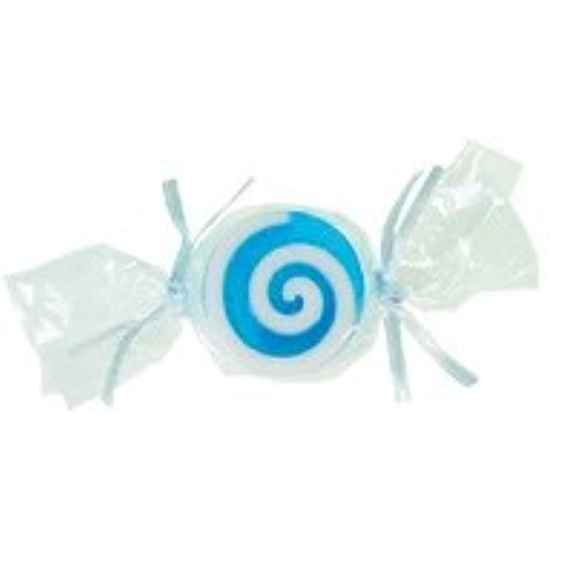 落胆する憲法マーチャンダイジングベジタブルソープ キャンディ「ブルー」20個セット ハニーメロンの香り