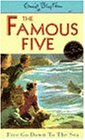 Five Go Down To The Sea: Classic cover edition: Book 12 (Famous Five)