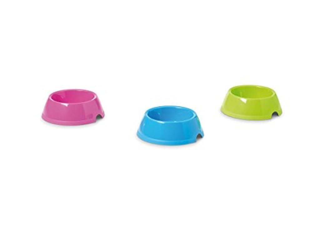 サヴィッチ(SAVIC) ピクニック 1 フード/水用ボウル 小型犬?猫用 ピンク XS
