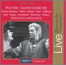 Puccini: Gianni Schicchi (Bayerischen Staatsoper Live)