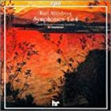 アッテルベリ:交響曲 第1番 変ロ短調 Op.3/同第4番 ト短調 Op.14「小交響曲」