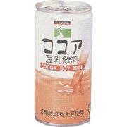 ココア豆乳飲料 190g   三育フーズ