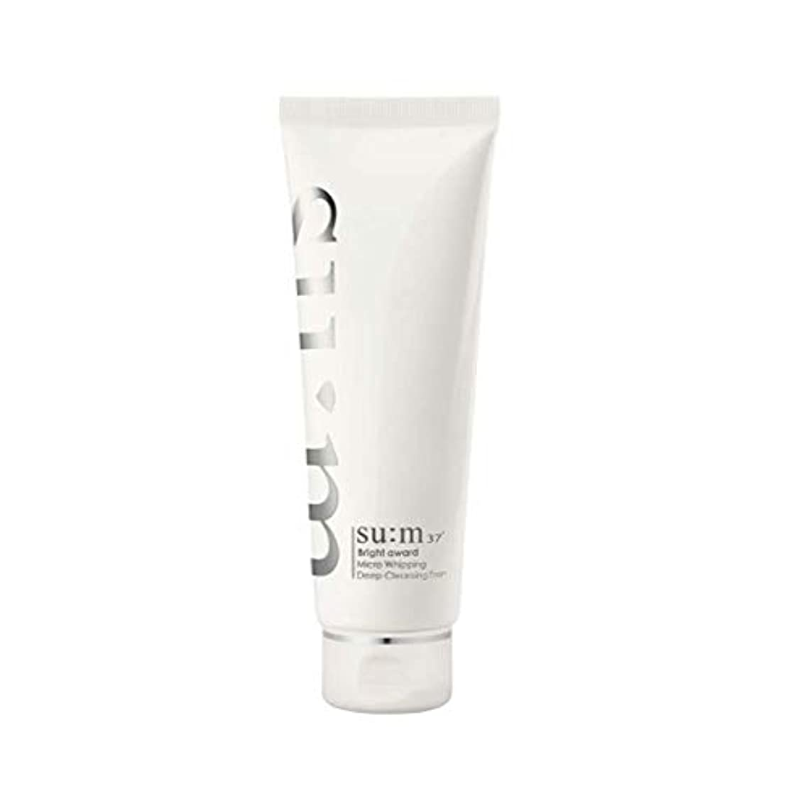 横鋭く縁石[su:m37/スム37°] SUM37 Bright Award Micro Whipping Deep Cleansing Foam(並行輸入品)