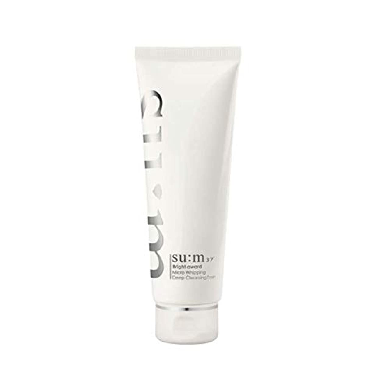 [su:m37/スム37°] SUM37 Bright Award Micro Whipping Deep Cleansing Foam(並行輸入品)