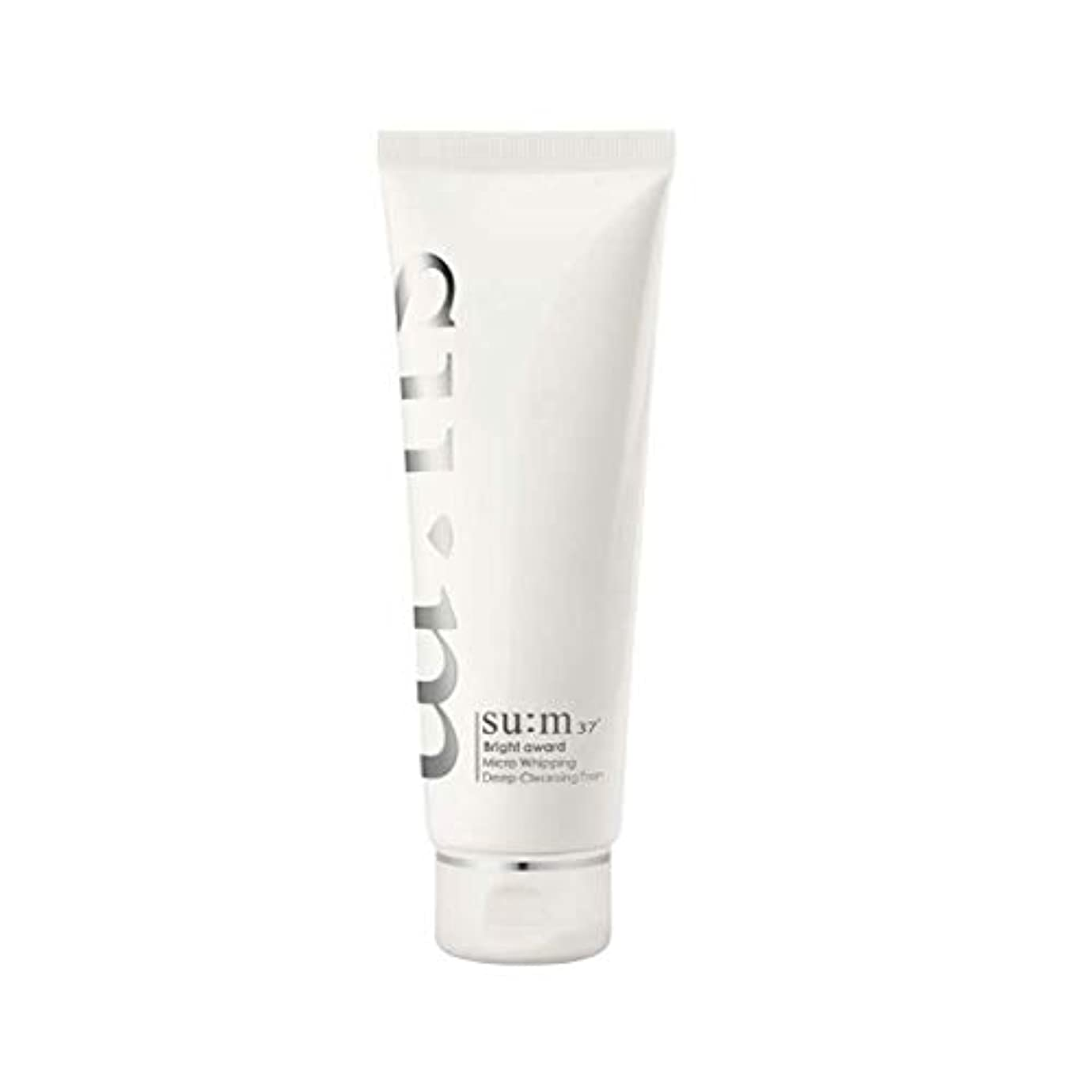 今晩フリンジ解釈[su:m37/スム37°] SUM37 Bright Award Micro Whipping Deep Cleansing Foam(並行輸入品)