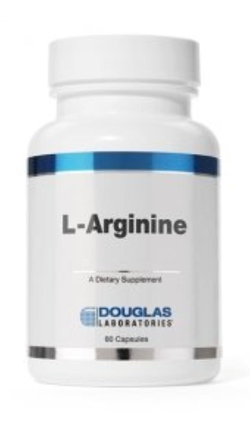 クライマックス追い越すヒステリックダグラスラボラトリーズ L-アルギニン 60粒/約60日分