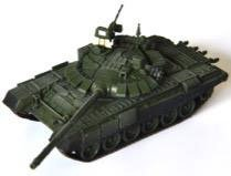 1/72 T-72B3主力戦車 2013年ウクライナ戦争 (コマンドシールド付) (塗装済み完成品)