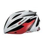 OGK KABUTO(オージーケーカブト) ヘルメット ALFE ホワイトレッド サイズ:M/L