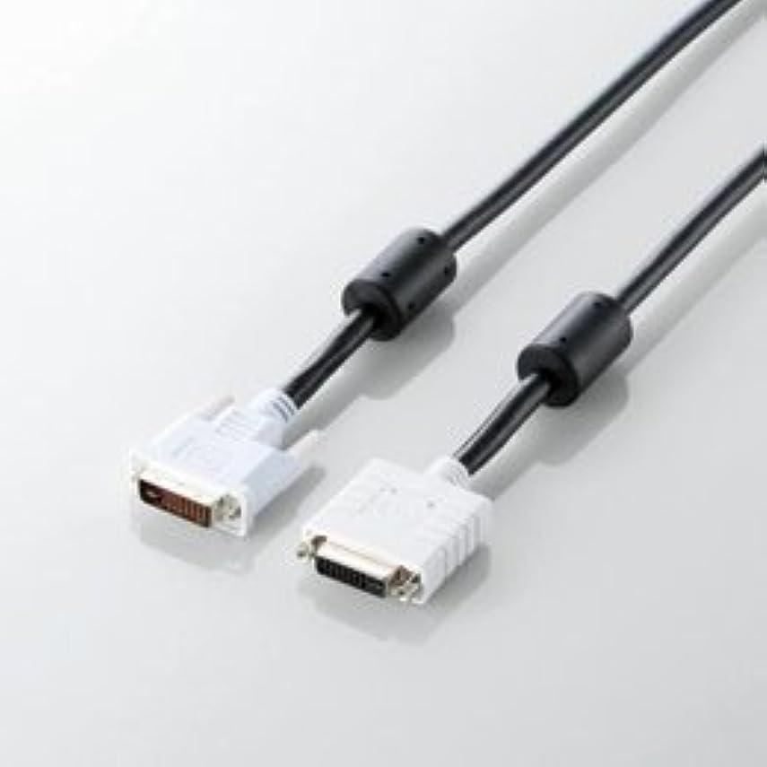 クラッシュ迫害する薬用5個セット エレコム DVI延長ケーブル(アナログ/デジタル) CAC-DVIE30BKX5 エレコム