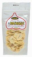 青森県産 乾燥スライスにんにく (25g) 【穀の蔵】