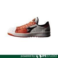 ディアドラ デイアドラ作業靴 オレンジ/黒/白 27.0cm...