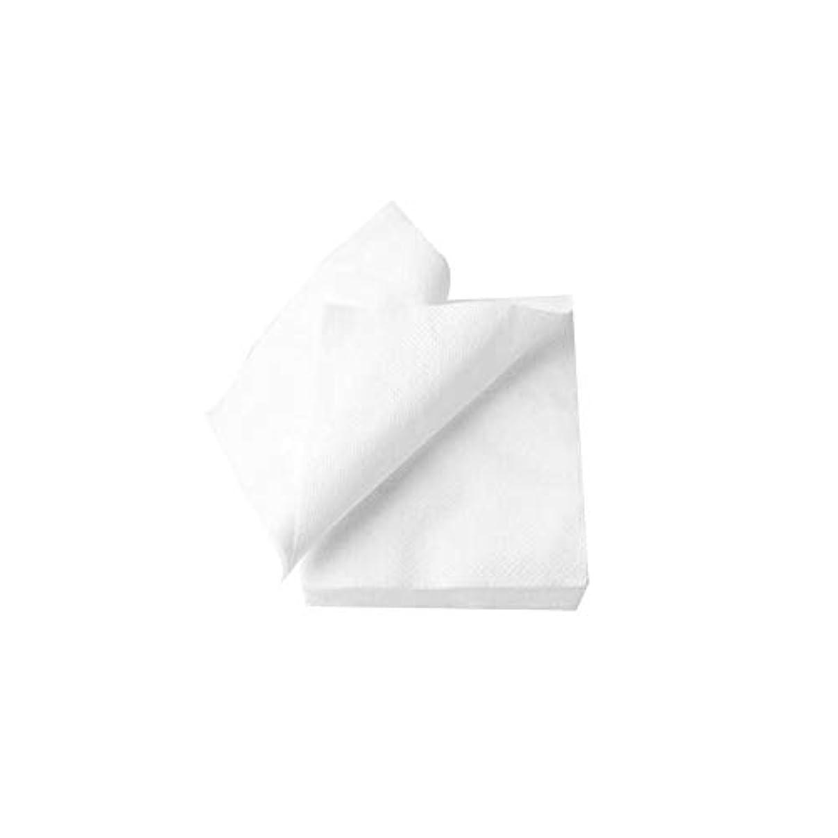 衝撃引く哲学的240PCSアイメイク化粧品の綿の綿の綿敏感肌白い四角