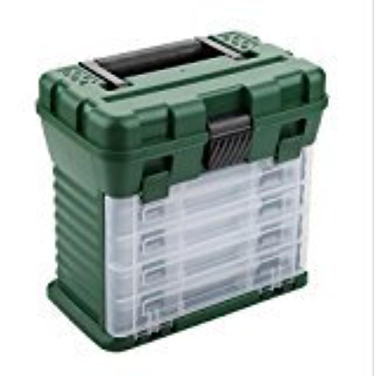 忠実なチャネルパイプラインRaiFu タックルボックス フィッシングボックス 釣り具 餌 仕切り板付属 工具 文具 ねじ 釘 分類 収納 5段 収納BOX ハードボックス 整理 トレイ 大容量 耐衝撃 釣りタックルボックス
