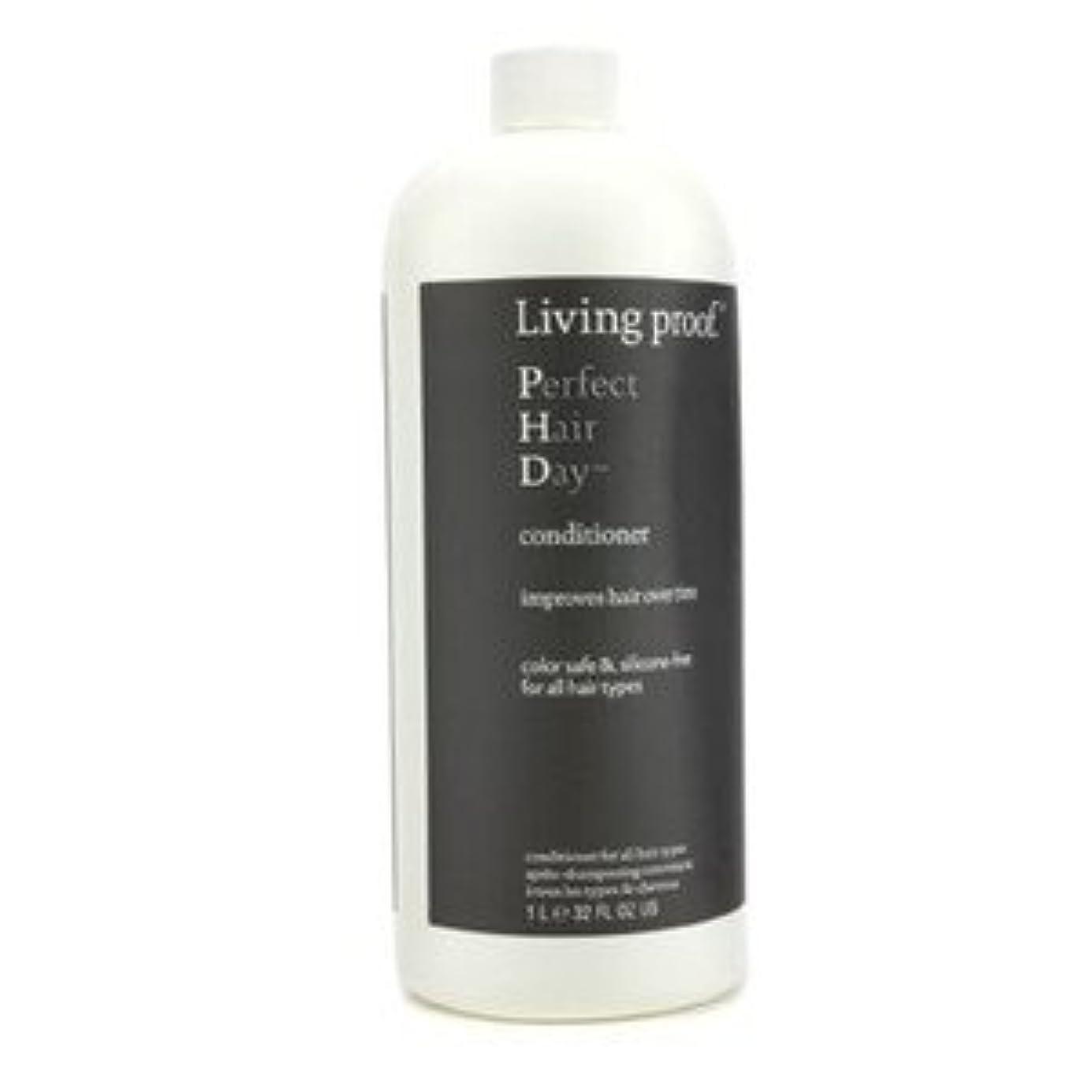 小競り合いセグメント士気Living Proof パーフェクト ヘア デイ コンディショナー(For All Hair Types) 1000ml/32oz [並行輸入品]
