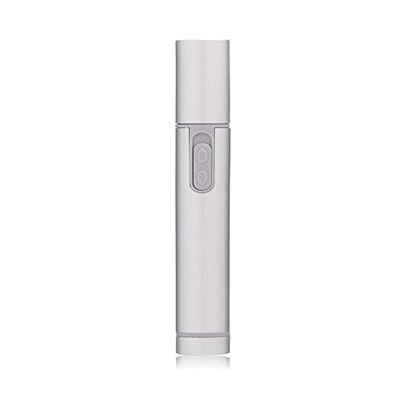 骨の折れる保護するプリーツ鼻毛トリマー-多機能電動鼻毛トリマー/ 360°回転オールラウンド/ナイフヘッド防水洗える/ 11.3-1.4cm 持つ価値があります