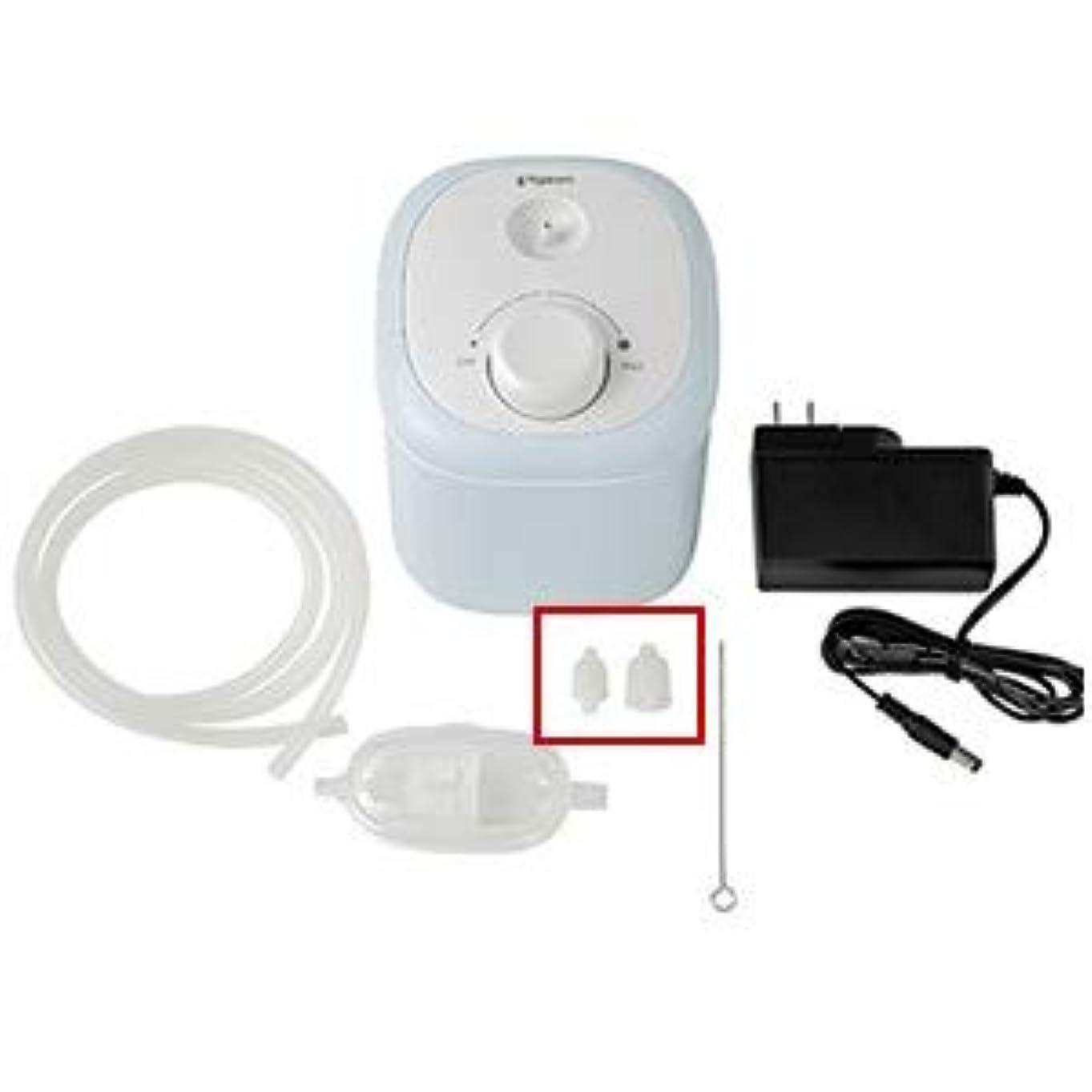 電動鼻吸い器 フィット鼻ノズルS?M(1組)※パーツ販売のため簡易包装