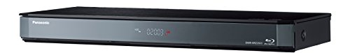 Panasonic DIGA ブルーレイディスクレコーダー 2TB トリプルチューナー 3D対応 4Kアップコンバート対応 DMR-BRZ2000