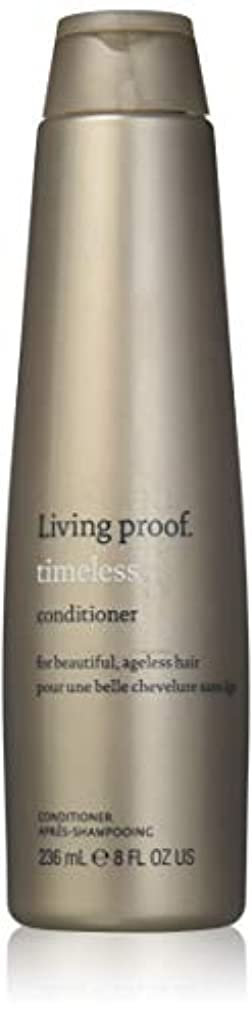 相対性理論予知消すリビングプルーフ Timeless Conditioner (For Beautiful, Ageless Hair) 236ml