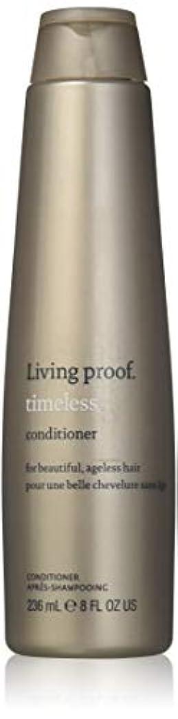 アドバンテージカートン読者リビングプルーフ Timeless Conditioner (For Beautiful, Ageless Hair) 236ml