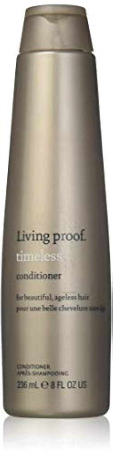 テスト粘性の郵便屋さんリビングプルーフ Timeless Conditioner (For Beautiful, Ageless Hair) 236ml