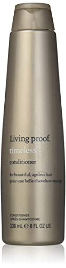 トン肥沃な抑止するリビングプルーフ Timeless Conditioner (For Beautiful, Ageless Hair) 236ml