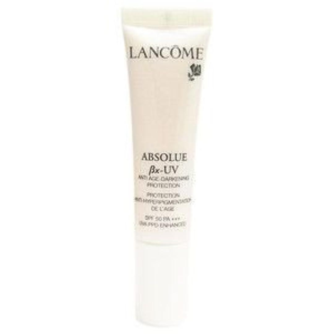 効果的に男含めるランコム アプソリュ βx UV(日焼け止め用乳液) SPF50/PA+++ 10ml(ミニ)
