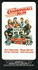 The Cannonball Run [VHS] [Import]