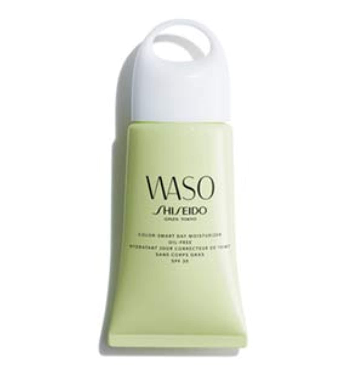 ブル航海工場WASO(ワソウ) カラー スマート デー モイスチャライザー オイルフリー PA+++ / SPF30 (日中用乳液)_55g
