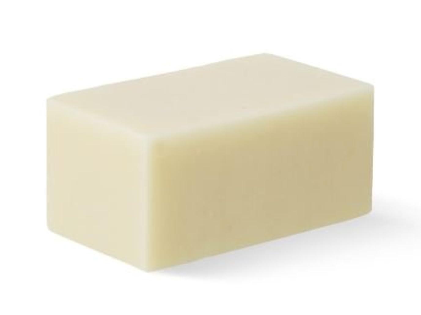 横たわるキャプテンエスニック[Abib] Facial Soap ivory Brick 100g/[アビブ]フェイシャルソープ アイボリー ブリック100g [並行輸入品]
