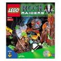 マスターピースコレクション(4) レゴ・ロックレイダース