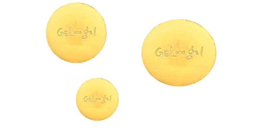 ペルメルコイル略語天然 ゲルアンドゲル MDソープ 100g 3個セット