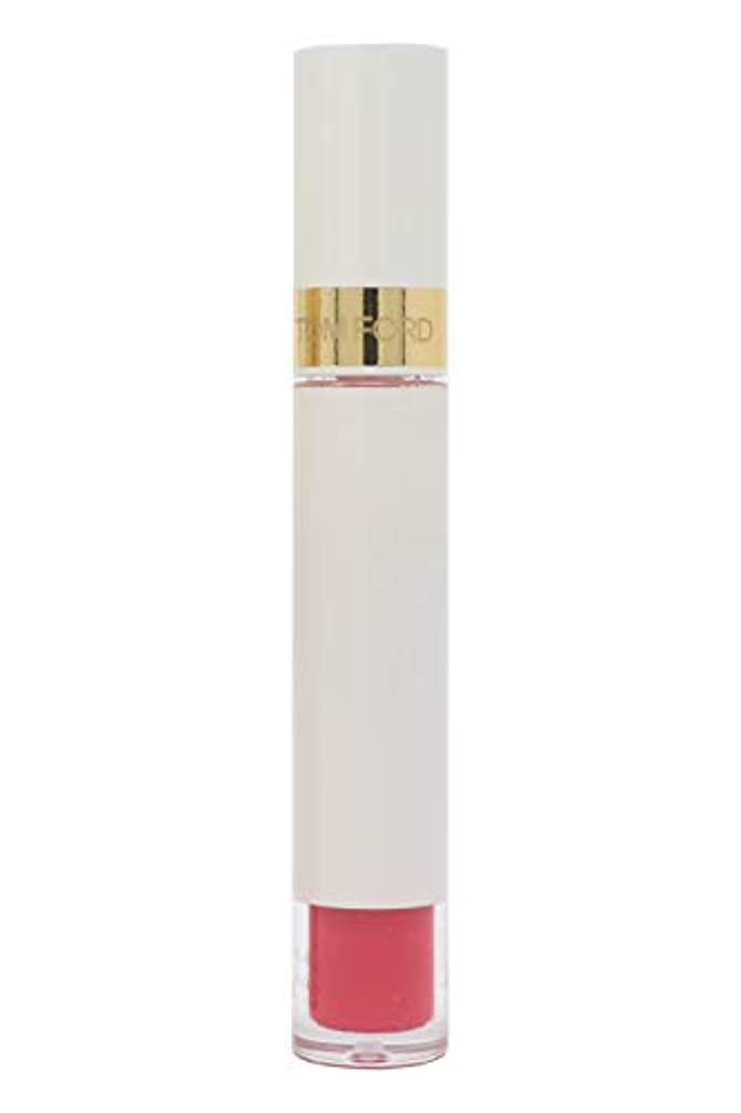 チャレンジマラドロイト冗談でトム フォード Lip Lacqure Liquid Tint - # 05 Exhibitionist 2.7ml/0.09oz並行輸入品