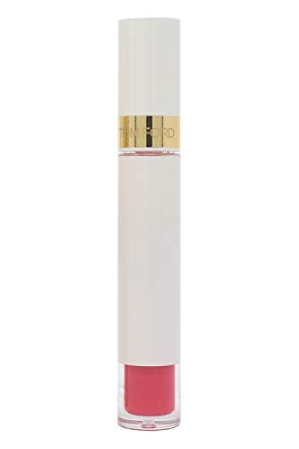 活気づけるドアミラー不透明なトム フォード Lip Lacqure Liquid Tint - # 05 Exhibitionist 2.7ml/0.09oz並行輸入品