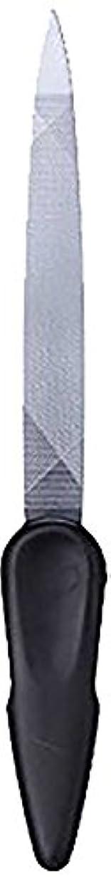 蓄積する乱用治療ステンレス製ツーウェイつめやすり SJ-N40