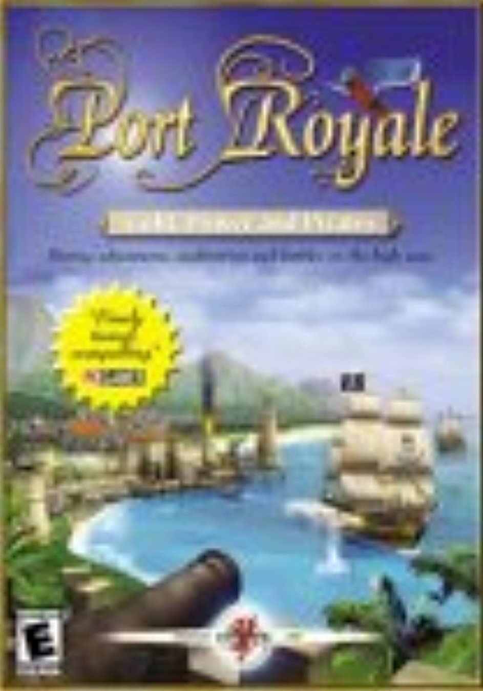 おびえた早熟成熟したPort Royale (輸入版)
