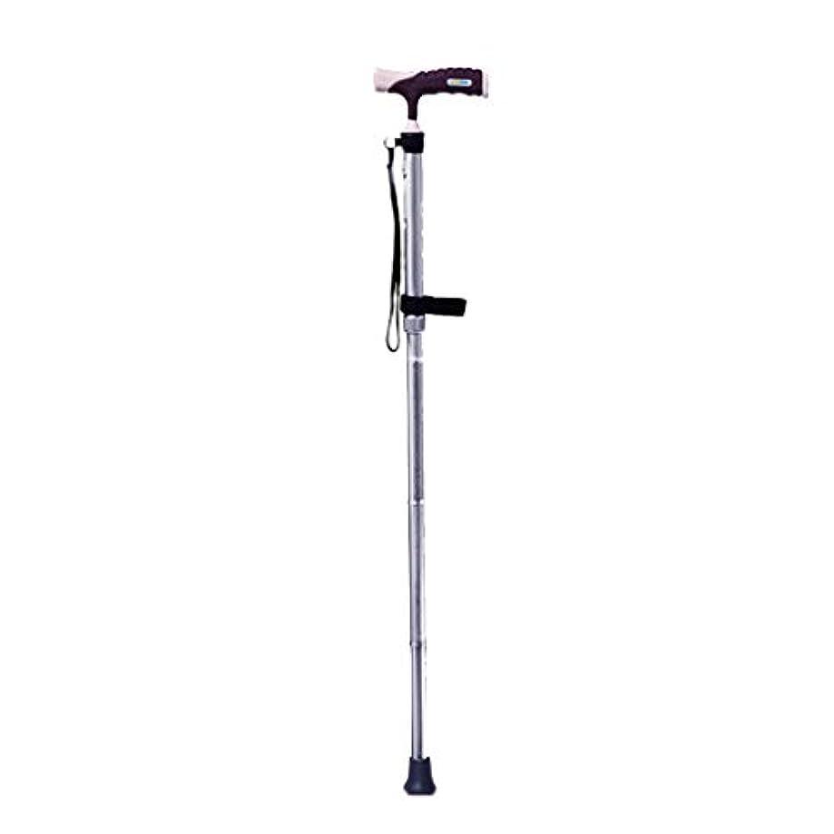 コード鳩出します松葉杖、高齢者の折り畳み式松葉杖、登山用松葉杖、伸縮式の携帯用杖