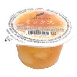 マルハニチロ Full fruits(フル フルーツ)ミックス 245g×24(6×4)個入×(2ケース)