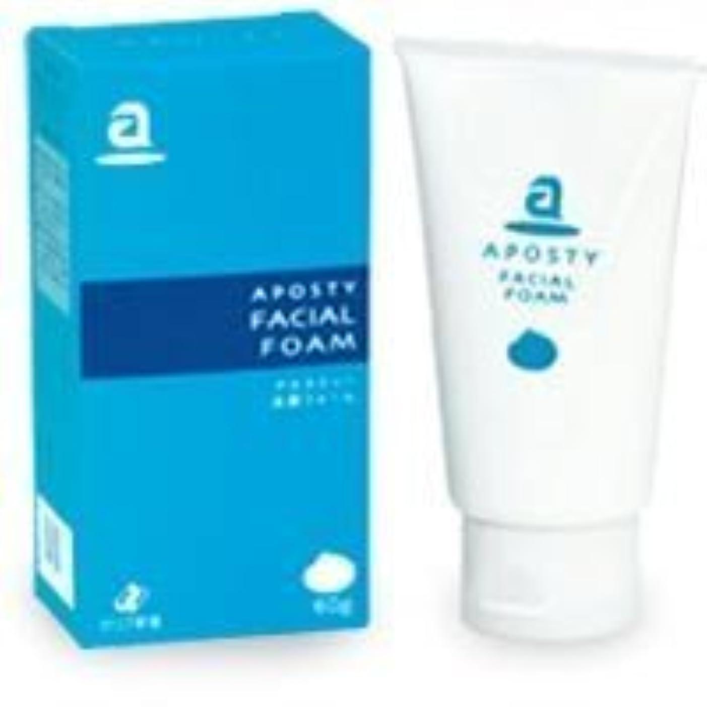 ゼリア新薬 アポスティー洗顔フォーム120g