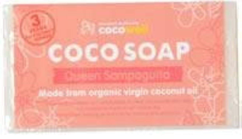 企業浴襟ココウェル ココソープ(クイーンサンパギータ) 95g
