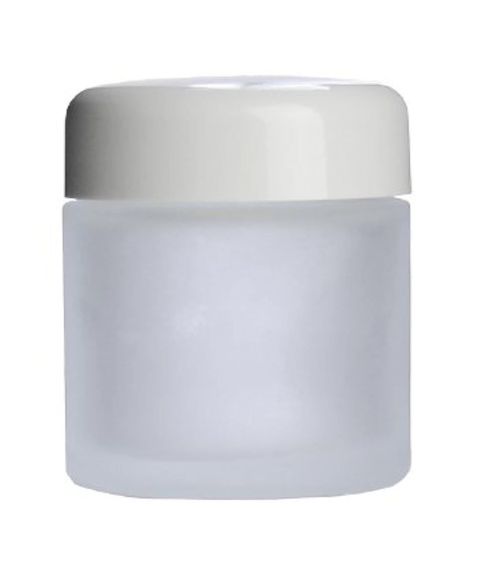 同意一般的なローズフロストガラスジャー[60ml]/10個