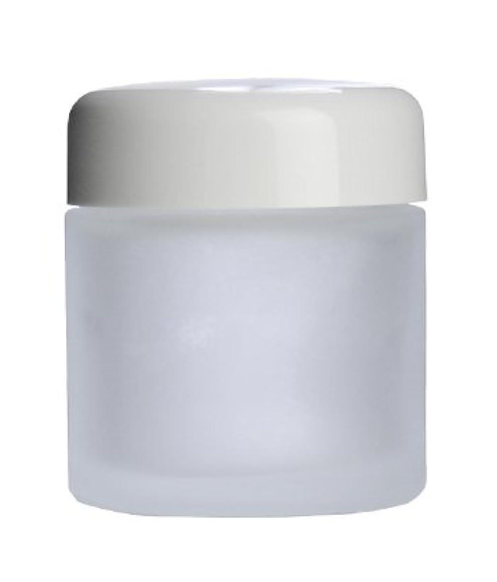 土器受ける信頼性フロストガラスジャー[60ml]/10個