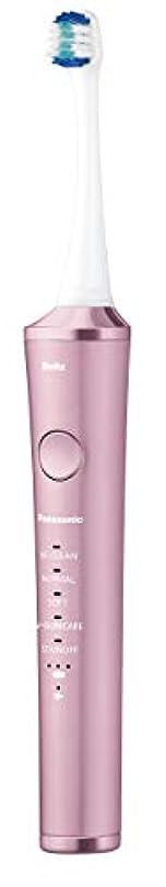 テクニカル信号ダルセットパナソニック 電動歯ブラシ ドルツ ピンク EW-DP53-P