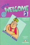 Special Welcome 2 Activity Book