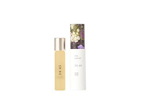 ウカ(uka) ネイルオイル 24:45(ニイヨンヨンゴ)〈リラックスできる香り〉 5ml