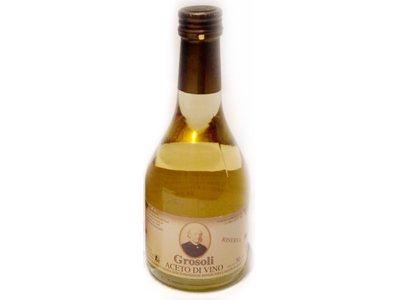 白ワインビネガー 500ml アドリアーノ グロソリ リゼルヴァ