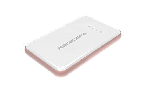 irecadata i7 Mini External Wireless WiFi USB 3.1 Portable 512GB MLC Solid State Drive SSD Wifi Router 2250 mAh Powerbank [並行輸入品]