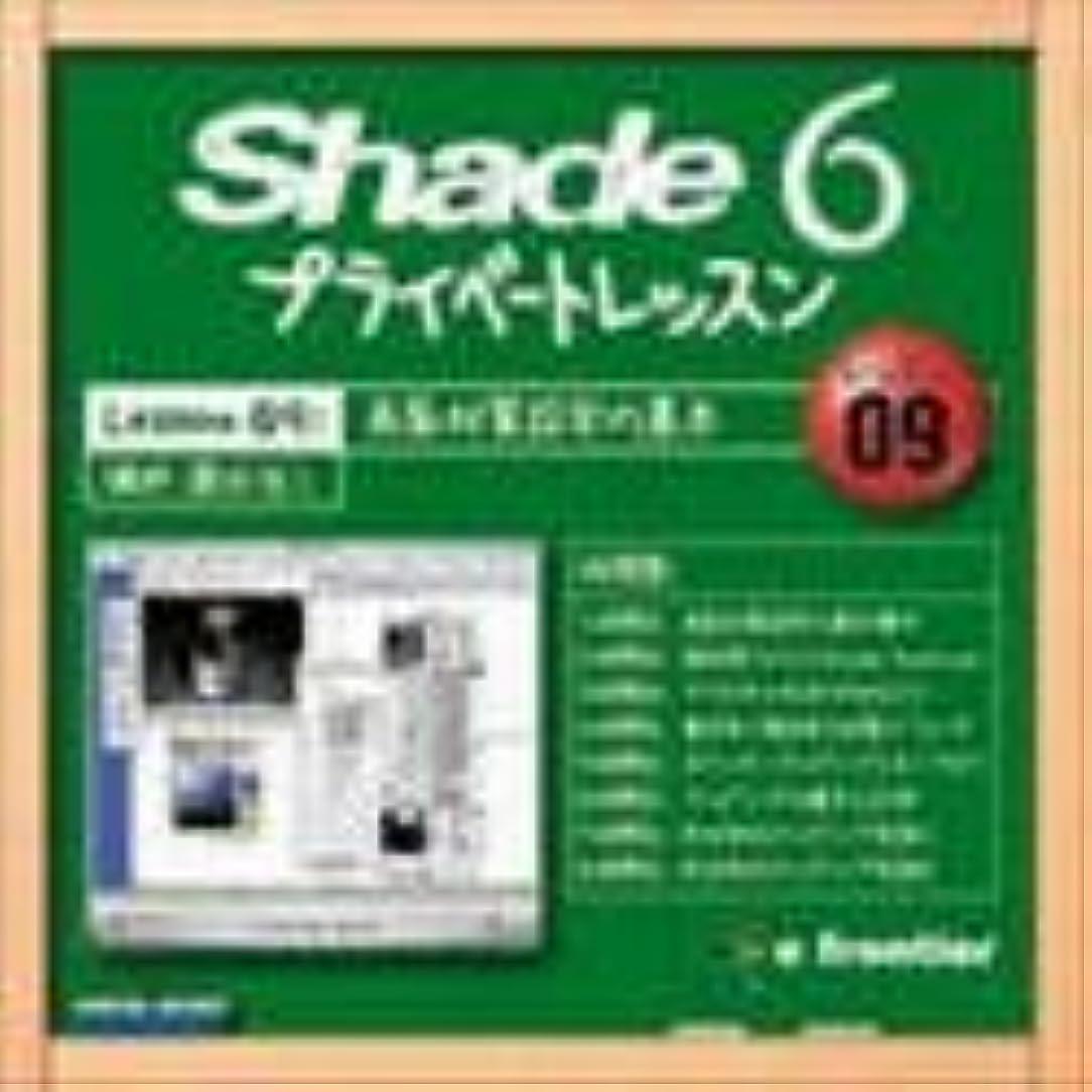 ブルジョン信仰違反Shade 6 プライベートレッスン Lesson 09:表面材質設定の基本